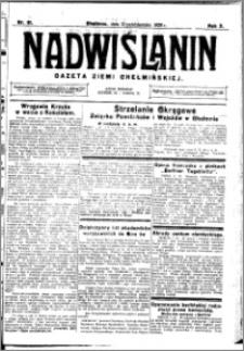 Nadwiślanin. Gazeta Ziemi Chełmińskiej, 1928.10.10 R. 10 nr 81