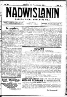 Nadwiślanin. Gazeta Ziemi Chełmińskiej, 1928.10.17 R. 10 nr 83