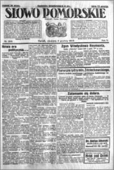 Słowo Pomorskie 1925.12.06 R.5 nr 284