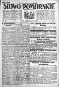 Słowo Pomorskie 1925.12.18 R.5 nr 293