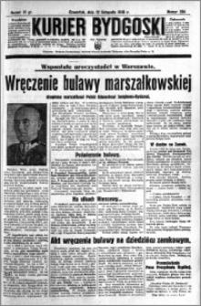 Kurjer Bydgoski 1936.11.12 R.15 nr 264
