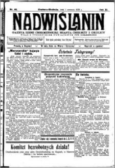 Nadwiślanin. Gazeta Ziemi Chełmińskiej, 1930.06.01 R. 12 nr 65