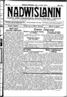 Nadwiślanin. Gazeta Ziemi Chełmińskiej, 1930.08.03 R. 12 nr 91