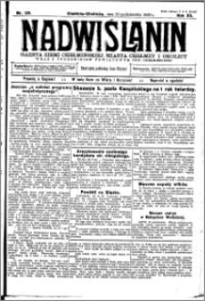 Nadwiślanin. Gazeta Ziemi Chełmińskiej, 1930.10.30 R. 12 nr 129