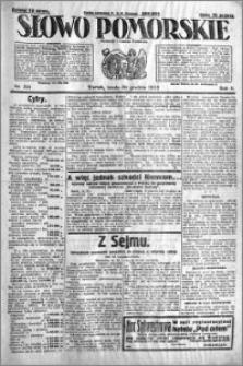 Słowo Pomorskie 1925.12.30 R.5 nr 301