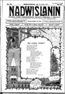 Nadwiślanin. Gazeta Ziemi Chełmińskiej, 1930.12.25 R. 12 nr 153