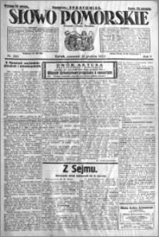 Słowo Pomorskie 1925.12.31 R.5 nr 302