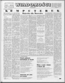 Wiadomości, R. 23 nr 32/33 (1167/1168), 1968
