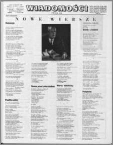 Wiadomości, R. 23 nr 35 (1170), 1968