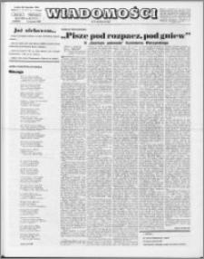 Wiadomości, R. 23 nr 36 (1171), 1968