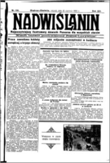 Nadwiślanin. Gazeta Ziemi Chełmińskiej, 1931.06.16 R. 13 nr 136