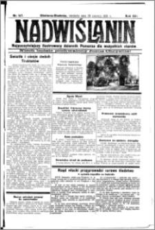 Nadwiślanin. Gazeta Ziemi Chełmińskiej, 1931.06.28 R. 13 nr 147