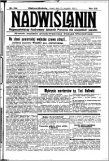 Nadwiślanin. Gazeta Ziemi Chełmińskiej, 1931.09.29 R. 13 nr 224