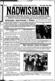 Nadwiślanin. Gazeta Ziemi Chełmińskiej, 1932.01.09 R. 14 nr 5