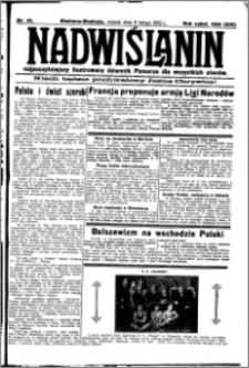Nadwiślanin. Gazeta Ziemi Chełmińskiej, 1932.02.09 R. 14 nr 30
