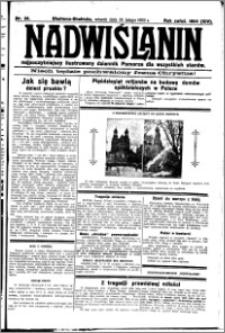 Nadwiślanin. Gazeta Ziemi Chełmińskiej, 1932.02.16 R. 14 nr 36
