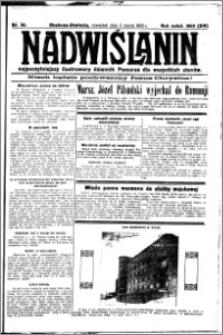 Nadwiślanin. Gazeta Ziemi Chełmińskiej, 1932.03.03 R. 14 nr 50
