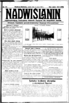 Nadwiślanin. Gazeta Ziemi Chełmińskiej, 1932.03.05 R. 14 nr 52