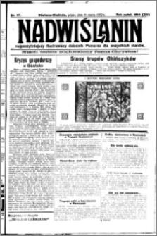 Nadwiślanin. Gazeta Ziemi Chełmińskiej, 1932.03.11 R. 14 nr 57