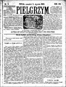 Pielgrzym, pismo religijne dla ludu 1882 nr 2