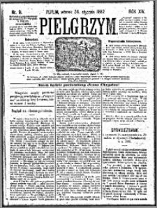Pielgrzym, pismo religijne dla ludu 1882 nr 9