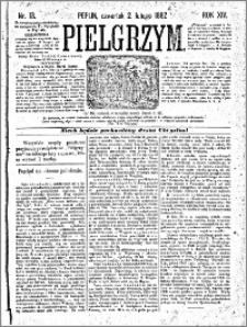 Pielgrzym, pismo religijne dla ludu 1882 nr 13