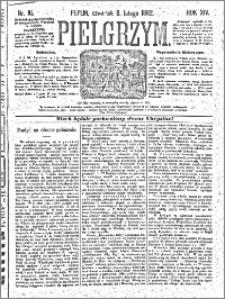 Pielgrzym, pismo religijne dla ludu 1882 nr 16