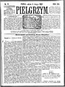 Pielgrzym, pismo religijne dla ludu 1882 nr 17
