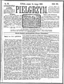 Pielgrzym, pismo religijne dla ludu 1882 nr 18