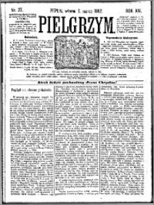 Pielgrzym, pismo religijne dla ludu 1882 nr 27