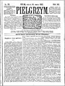 Pielgrzym, pismo religijne dla ludu 1882 nr 30