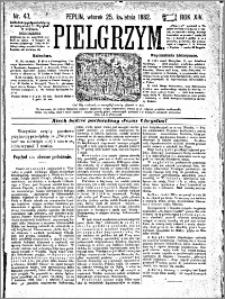 Pielgrzym, pismo religijne dla ludu 1882 nr 47