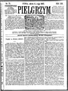 Pielgrzym, pismo religijne dla ludu 1882 nr 51