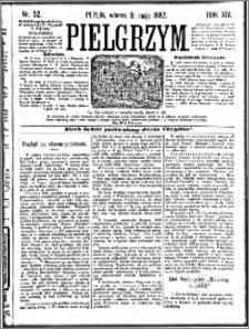 Pielgrzym, pismo religijne dla ludu 1882 nr 52