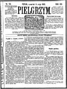 Pielgrzym, pismo religijne dla ludu 1882 nr 53