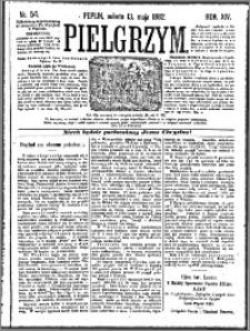Pielgrzym, pismo religijne dla ludu 1882 nr 54
