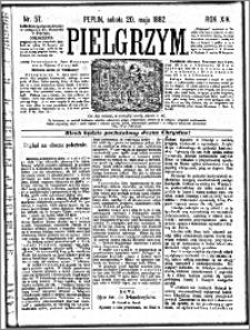 Pielgrzym, pismo religijne dla ludu 1882 nr 57