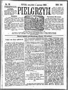 Pielgrzym, pismo religijne dla ludu 1882 nr 61