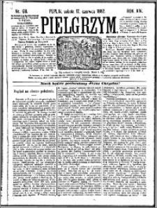 Pielgrzym, pismo religijne dla ludu 1882 nr 68
