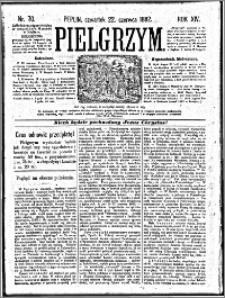 Pielgrzym, pismo religijne dla ludu 1882 nr 70