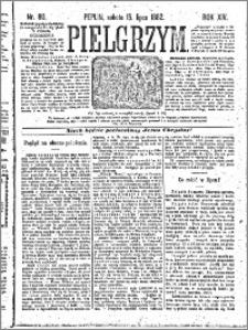 Pielgrzym, pismo religijne dla ludu 1882 nr 80