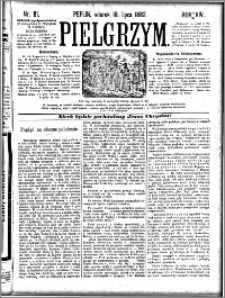 Pielgrzym, pismo religijne dla ludu 1882 nr 81