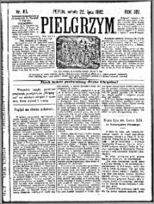 Pielgrzym, pismo religijne dla ludu 1882 nr 83