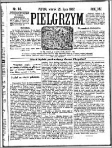 Pielgrzym, pismo religijne dla ludu 1882 nr 84