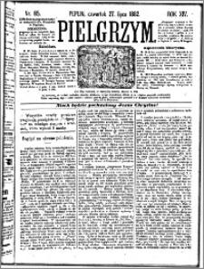 Pielgrzym, pismo religijne dla ludu 1882 nr 85