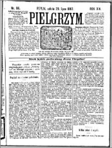 Pielgrzym, pismo religijne dla ludu 1882 nr 86