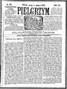 Pielgrzym, pismo religijne dla ludu 1882 nr 89