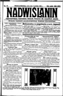 Nadwiślanin. Gazeta Ziemi Chełmińskiej, 1932.04.06 R. 14 nr 78