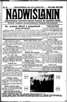 Nadwiślanin. Gazeta Ziemi Chełmińskiej, 1932.04.08 R. 14 nr 80