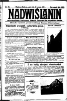 Nadwiślanin. Gazeta Ziemi Chełmińskiej, 1932.04.15 R. 14 nr 86